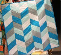herringbone quilt pattern