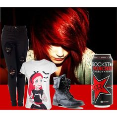 """""""Untitled #112"""" by monster-bunneh on Polyvore"""