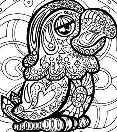 Por fim, um bônus track para quem quer começar AGORINHA: esta belíssima ilustração do Louro José para adultos colorirem. | 15 livros de colorir para quem não quer pintar só flores e jardins