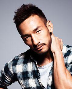 「偉大なサッカー選手100人」にも選出されたことのある中田英寿。かっこいい男の中の男アイデア☆