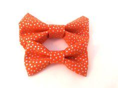 Cat Bow Tie / XS Dog Collar Addon Accessory  by TheEmPURRium, $4.50