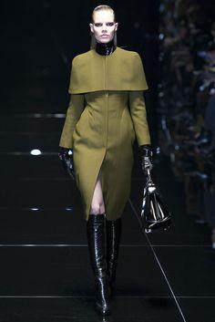 Gucci Fall 2013 Ready-to-Wear Fashion Show - Suvi Koponen