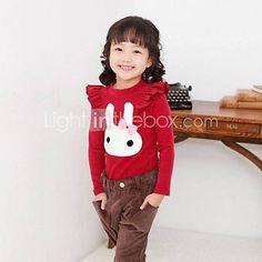 cute bunnies girls sweater