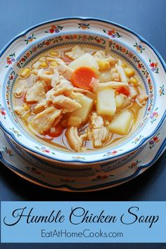 Humble Chicken Soup