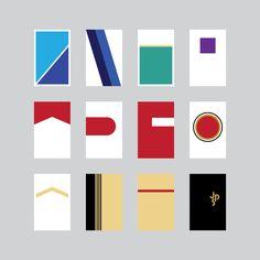 Cigarettes & Shapes — Richard Heap
