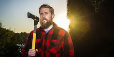 'Lumbersexual' Is The Term For Hot Hipsters Who Look Like Lumberjacks Like this.