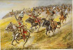 HEISBERG .-La terrible batalla de Heilsberg.