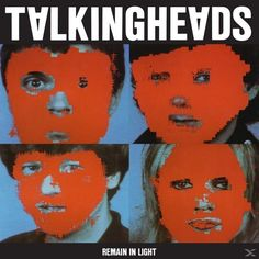 Barnes & Noble® has the best selection of Rock Classic Rock Vinyl LPs. Buy Talking Heads's album titled Remain in Light Vinyl] to enjoy in your home Iconic Album Covers, Greatest Album Covers, Rock Album Covers, Classic Album Covers, Music Album Covers, Music Albums, Lps, Cover Art, Vinyl Cover