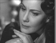 Alida Valli. El tercer hombre. 1949