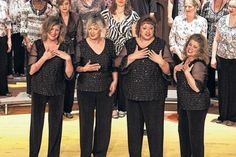 'A celebration of song and scripture:' Barbershop chorus presents program at Ascension Lutheran  http://www.gastongazette.com/lifestyles/faith/a-celebration-of-song-and-scripture-barbershop-chorus-presents-program-at-ascension-lutheran-1.277762