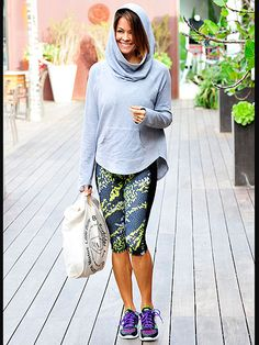 Star Tracks: Thursday, January 8, 2015 | FITNESS TRACKER | Looking effortlessly stylish in her workout gear, Brooke Burke-Charvet heads to the gym in Malibu, California, on Wednesday.