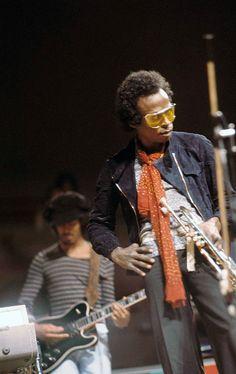 Miles Davis in Rotterdam, 1967 | Ph. Pieter Boersma