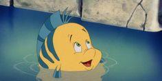I got Flounder! Which Disney Animal Sidekick Are You? | Oh My Disney