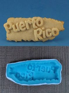 Celebrating your Puerto Rican heritage has never been sweeter when you use this unique Cookie Mold. Molding cookies in the shape of this beautiful island, is a tasty way to show some pride and satisfy that sweet tooth!