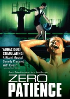 Reel Charlie's 30 Days of Gay review of Zero Patience