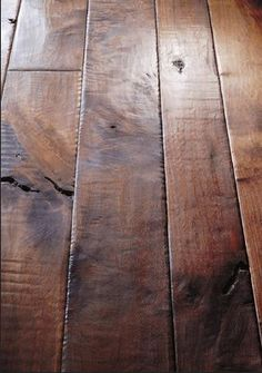 Dark Ceramic Tile Wood Plank | Colorado Flooring Options: Wide Plank Wood Flooring | Colorado Pro