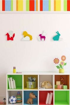 A Simple, Practical And Fun Way To Decorate Any Bedroom, Nursery Or  Playroom Is