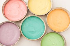 Make a pastel layer cake for Easter with this tutorial.