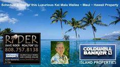 Wailea Maui Hawaii Luxury Condo For Sale - Kai Malu - Maui Real Estate ~ Wailea ~ Makena ~ Kihei - YouTube