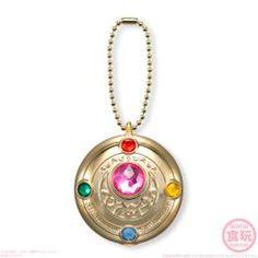 Miniaturely Tablet Sailor Moon Part.2 Single Pack -- Henshin Broach