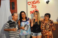 ÍNDIOS POTIGUARA DA PARAÍBA EM FOCO: Jovem riotintense lança livro 'Coisas do Amor'