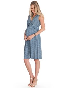maternity dresses blue baby showers and polka dot maternity dresses