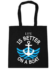 HippoWarehouse Life is better on a boat Tote Shopping Gym... https://www.amazon.co.uk/dp/B01FR5V0NS/ref=cm_sw_r_pi_dp_f1Srxb48KTHJ0