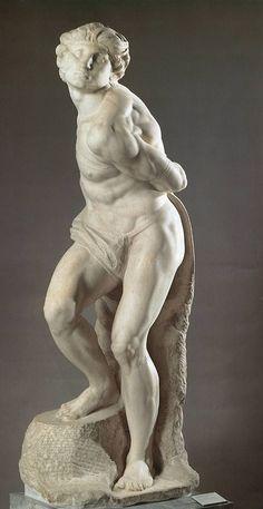 Michelangelo, Slave