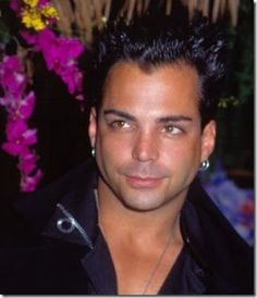 Richard Grieco was a rising star in Hollywood in the late starring in 21 Jump Street and a spin-off show, Booker , until his career . Richard Grieco, Celebrity Dads, Celebrity Photos, Celebrity Hairstyles, Trendy Hairstyles, 21 Jump Street, Hot Guys Eye Candy, Most Handsome Men, People
