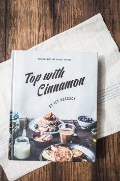 Top with Cinnamon - the cookbook - on my wishlist