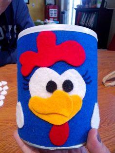 latas de la gallina pintadita ideas - Google Search