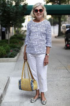 Summer Stripes and relaxed comfort!