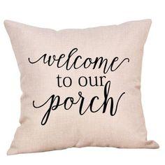 Pillowcases Simple Fashion Throw Pillow Case , Multicolor(Cotton, Graphic Print)