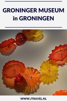 Recht tegenover het Hoofdstation van Groningen staat het Groninger Museum. Informatie over dit museum lees je in dit artikel. Lees je mee? #groningermuseum #museum #museumkaart #groningen #jtravel #jtravelblog