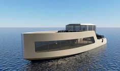 Sailing on the Costa del Sol Yacht Design, Boat Design, Trailerable Houseboats, Explorer Yacht, Yacht World, Dutch Barge, Deck Boat, Private Yacht, Water House