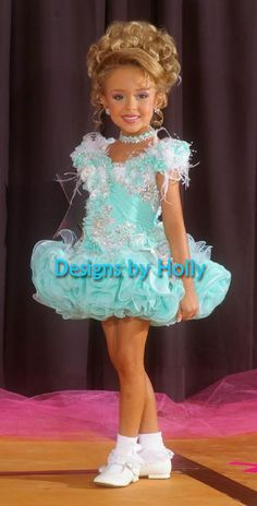 for the Glitz pageants