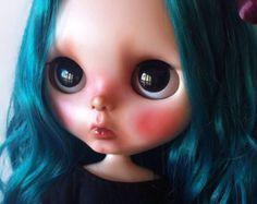 Lola. Blythe Custom OOAK doll.
