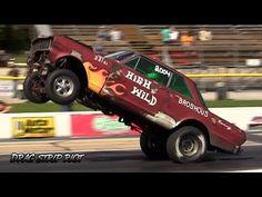 2015 Hunnert Car Heads Up Drags Wheelstanding Chevy II Gassers Hot Rods Nostalgia Drag Racing Videos - YouTube