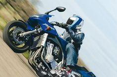Buyer Guide: Yamaha Fazer 1000 | Visordown