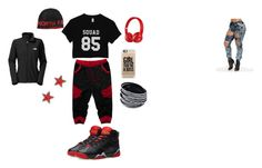 """MY OUTFIT"" by shiphrah-perry ❤ liked on Polyvore featuring Beats by Dr. Dre, Givenchy, Casetify, The North Face, women's clothing, women's fashion, women, female, woman and misses"