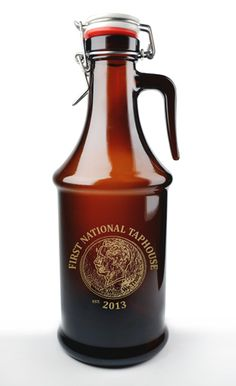 First National Taphouse Growler