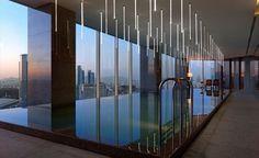 Amazing Pool and View, Seoul Architour | Architecture | Wallpaper* Magazine: design ...