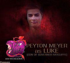 Payton Meyer as Luke