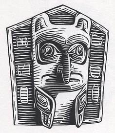 Mitch Frey, Woodcut: The early years on Behance