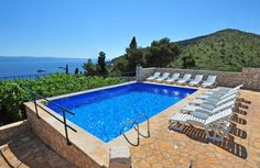 Holiday villa for rent, Central Dolmatia