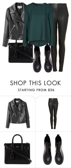 """Untitled #1084"" by ana-mars-rodrigues ❤ liked on Polyvore featuring Acne Studios, Topshop, Yves Saint Laurent, H&M, women's clothing, women's fashion, women, female, woman and misses"