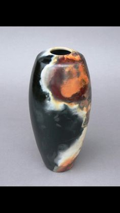 pit fired pottery