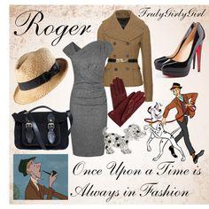 """Disney Style: Roger"" by trulygirlygirl on Polyvore"