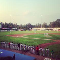 Our Home town Baseball team!