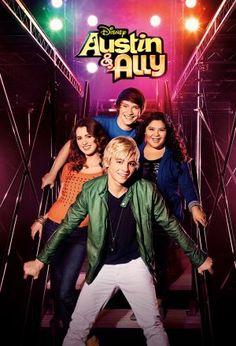 Em que canal e que horas passa Austin & Ally na TV?